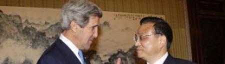 Li Kekiang, John Kerry